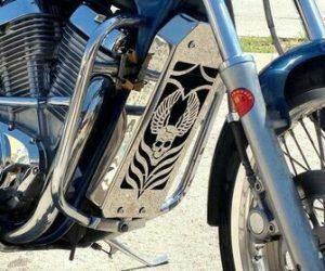 Radiator engine covers